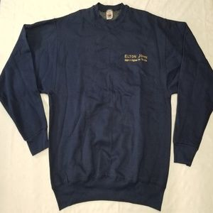 Elton John Made in England For the USA crewneck